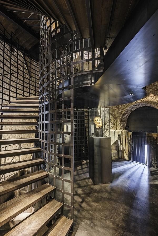 Romaanse toren Teseum - Stefan Matthijssens kl