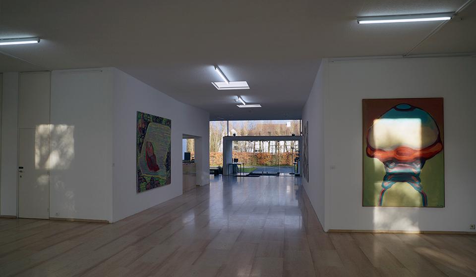 Museum Dhondt-Daenens Deurle  © Peter Van der Plaetsen