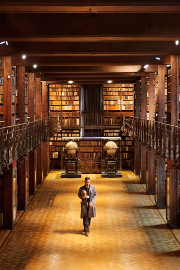 Erfgoedbibliotheek Hendrik Consciense