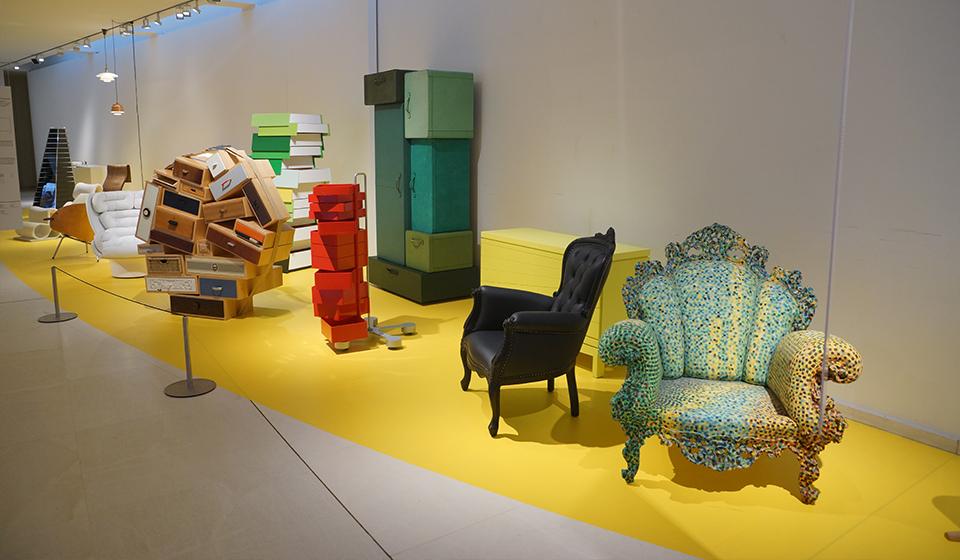 Design museum Gent © Peter Van der Plaetsen