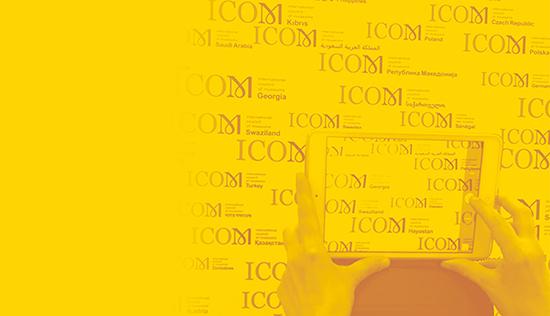 ICOM nieuwsbrief