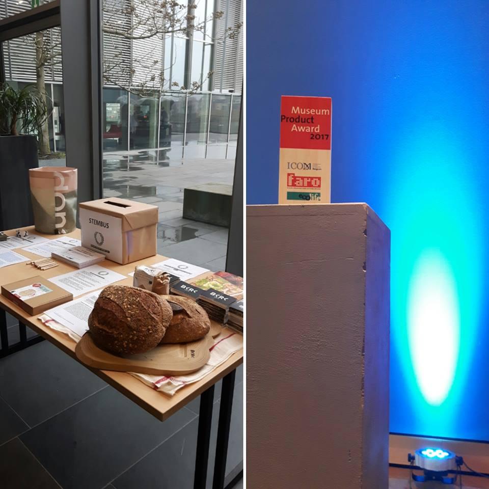 Openluchtmuseum Bokrijk won de Museum Product Award 2017