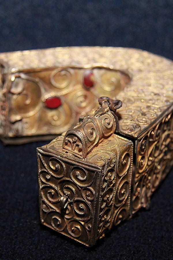kerkschat relikwie