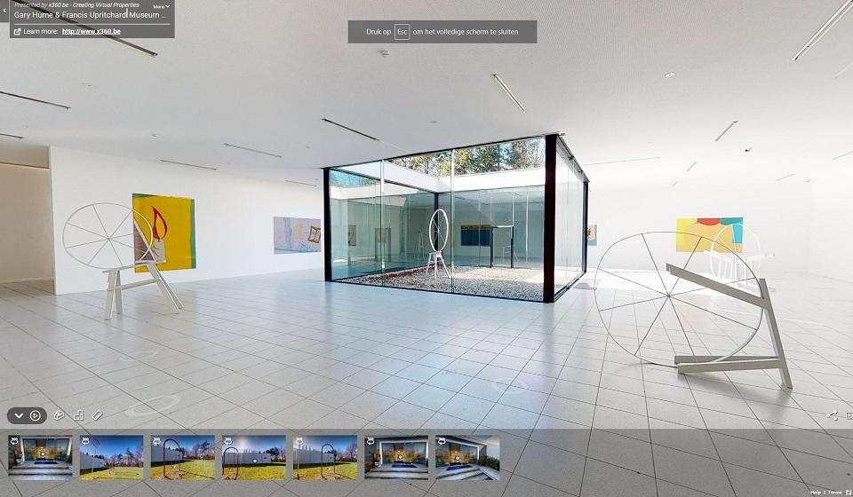 Virtuele expo Museum Dhondt-Dhaenens